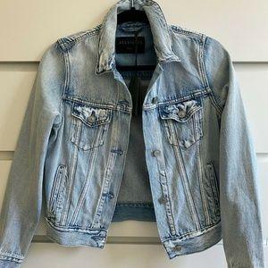 ALLSAINTS Hay Denim Jacket Women's Size Small BNWT